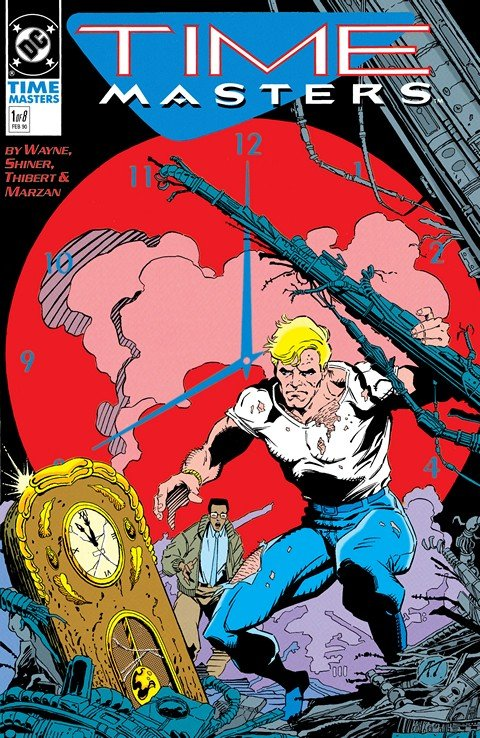 Time Masters #1 – 8