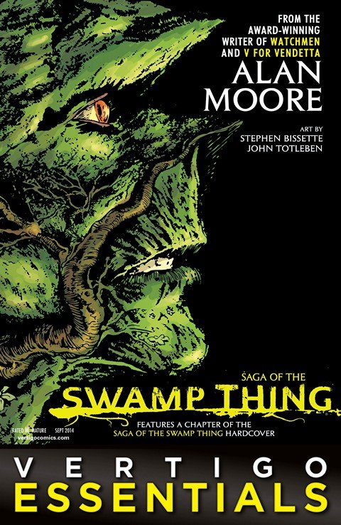 Vertigo Essentials – Swamp Thing #1