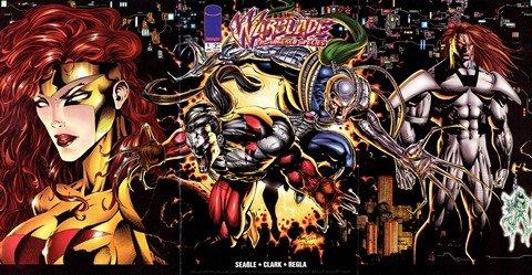Warblade – Endangered Species #1 – 4