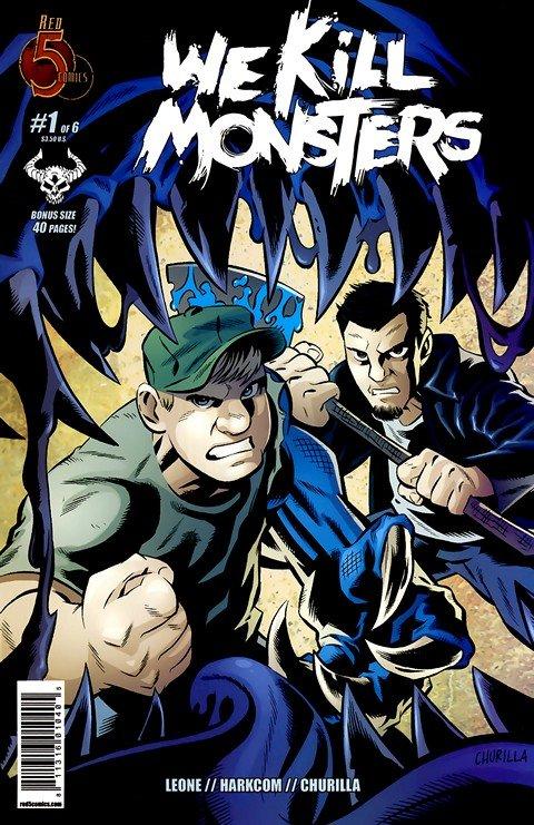 We Kill Monster #1 – 6