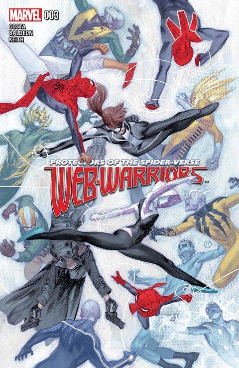 Web-Warriors #3