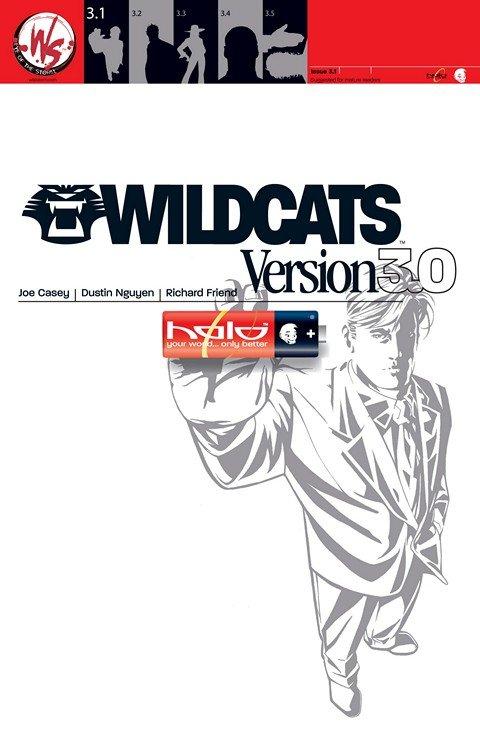 Wildcats Version 3.0 #1 – 24