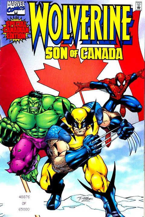 Wolverine – Son of Canada