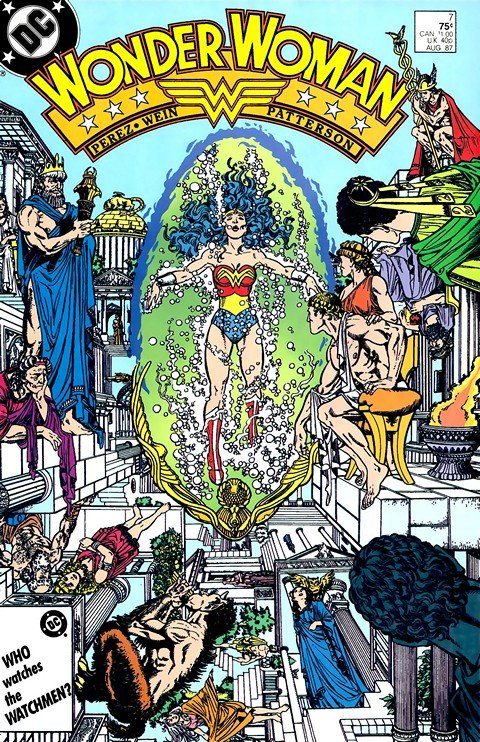 Wonder Woman – Challenge of the Gods #7 – 14