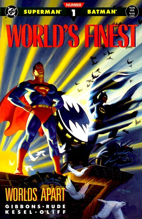World's Finest Vol. 2 #1 – 3