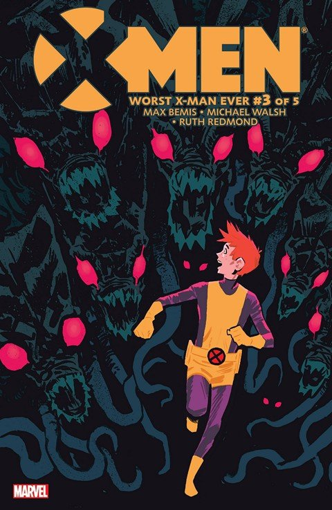 X-Men – Worst X-Man Ever #3