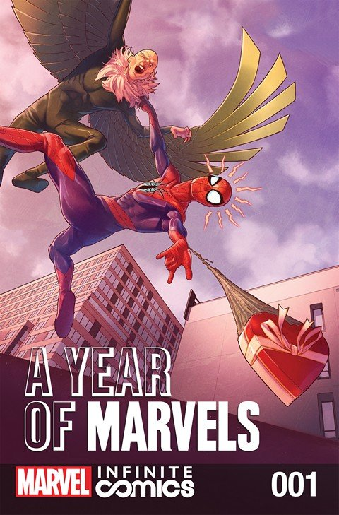 A Year of Marvels – Infinite Comic #1