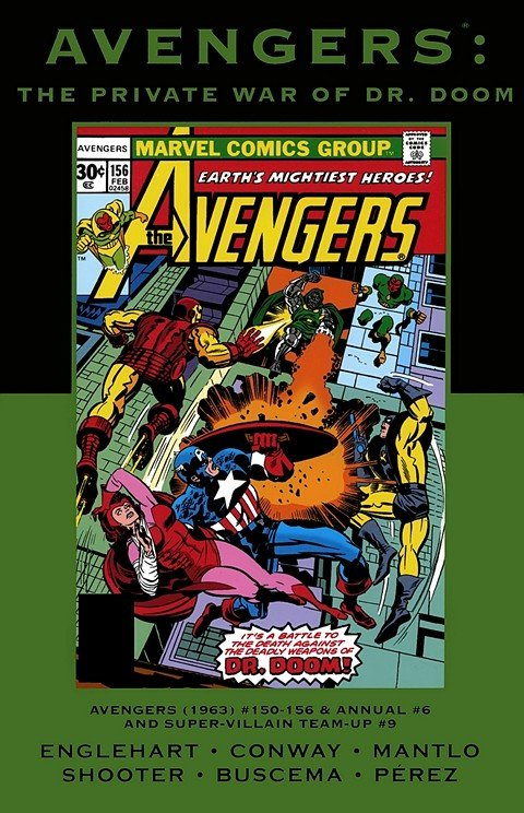 Avengers – The Private War of Dr. Doom