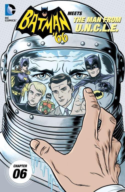 Batman '66 Meets the Man From U.N.C.L.E. #6