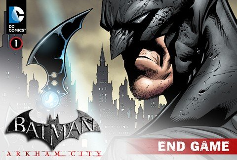 Batman – Arkham City – End Game #1 – 6