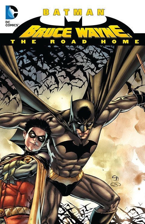Batman – Bruce Wayne – The Road Home (TPB)