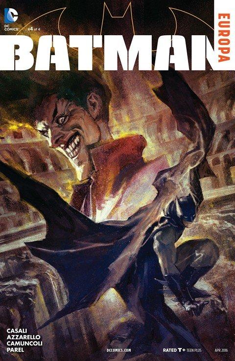 Batman – Europa #1 – 4