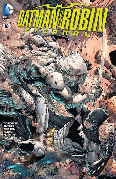 Batman & Robin Eternal #1 – 26 + TPB Vol. 1 (2015-2016)