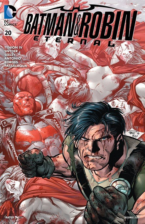 Batman & Robin Eternal #20