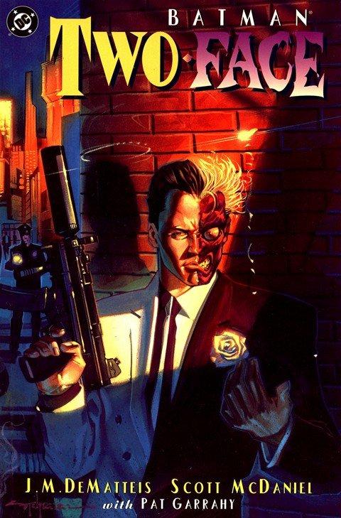 Batman – Two-Face – Crime And Punishment