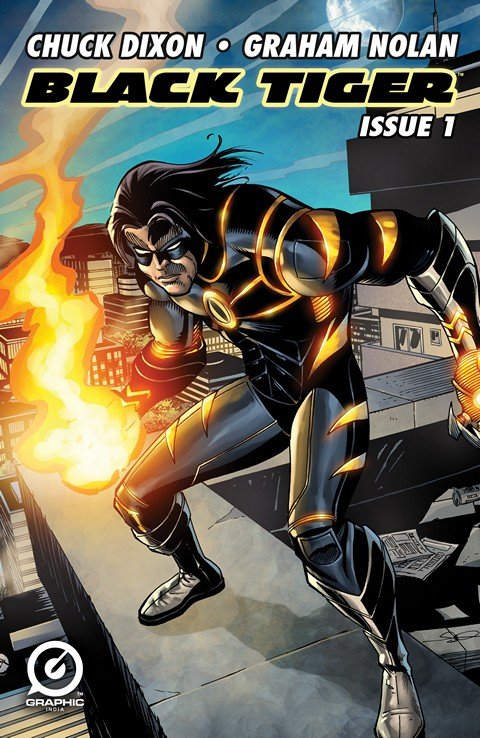 Black Tiger – Shadow Tiger #1 – 4