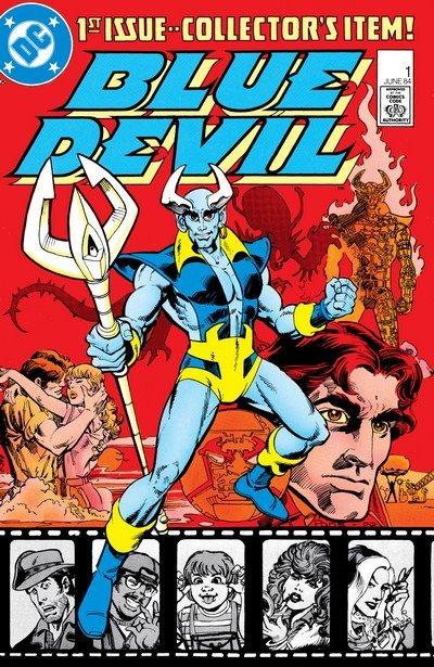 Blue Devil #1 – 31 + Annual + Extras (1984-1986)