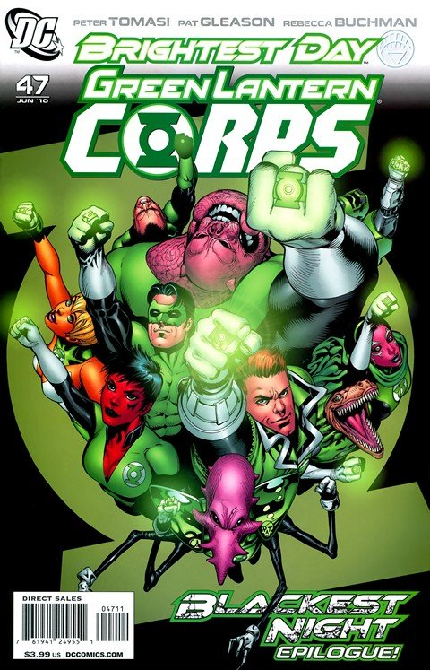 Brightest Day #1 – 120 (Story Arc) (2010-2011)