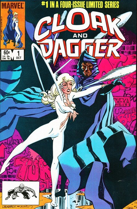 Cloak and Dagger Vol. 1 – 4 + Extras (Collection)