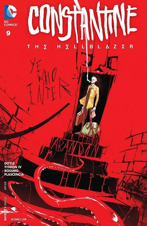 Constantine – The Hellblazer #9