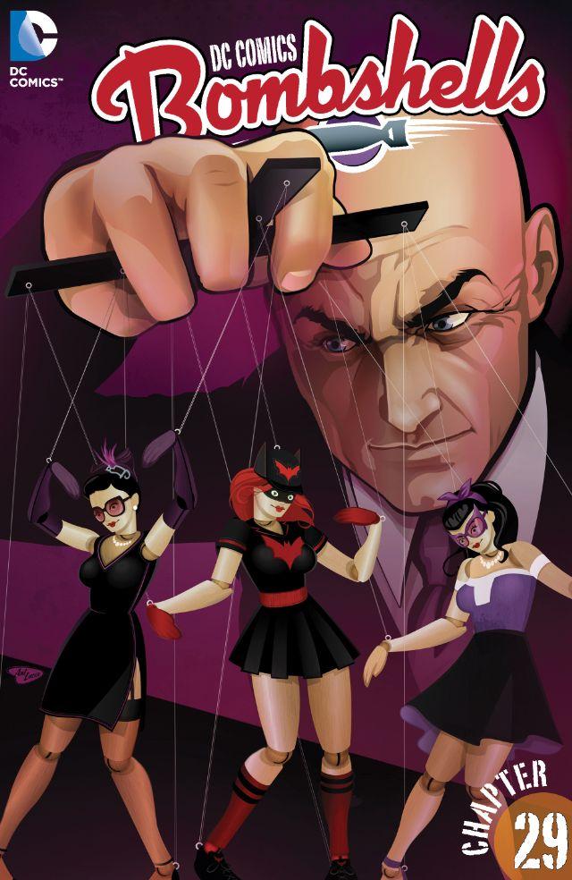 DC Comics – Bombshells #29