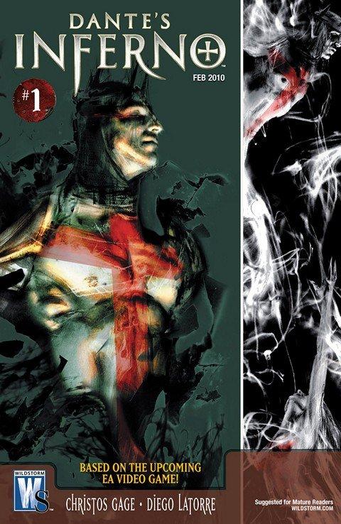Dante's Inferno #1 – 6 (2010)