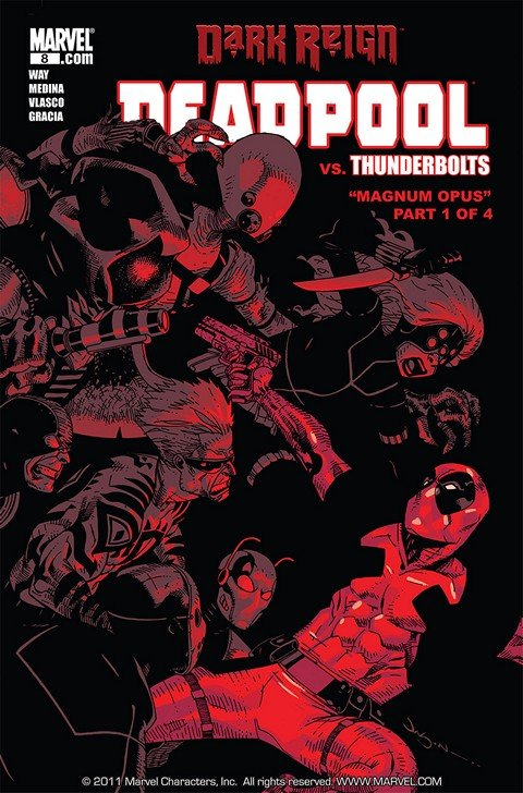 Dark Reign – Deadpool-Thunderbolts