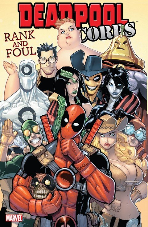 Deadpool Corps – Rank and Foul #1