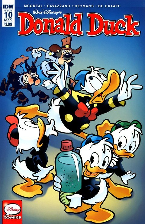 Donald Duck #10