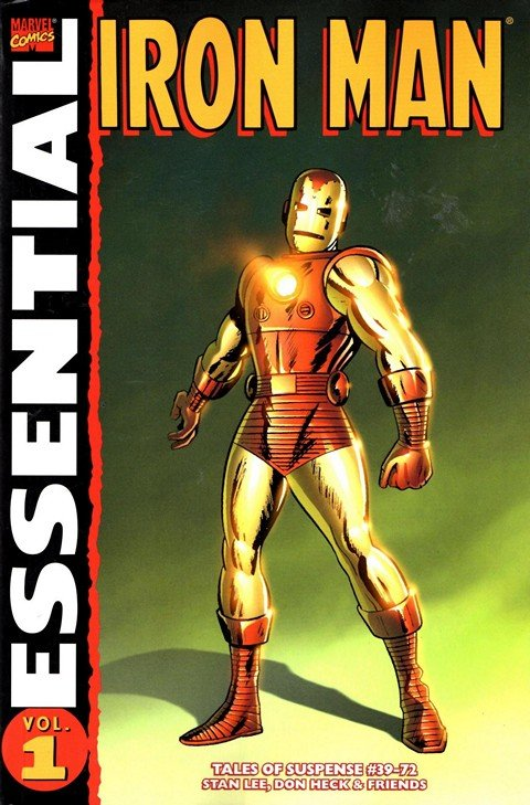 Essential Marvel TPBs (BW Reprints) (Collection)