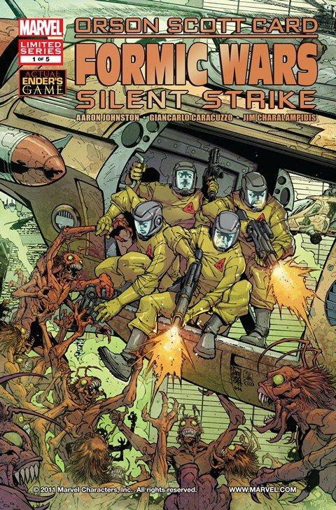 Formic Wars – Silent Strike #1 – 5