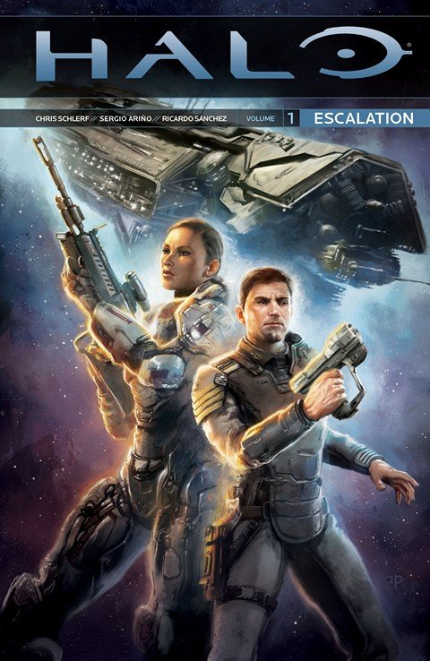 Halo – Escalation Vol. 1 – 4 (TPB) (2014-2016)