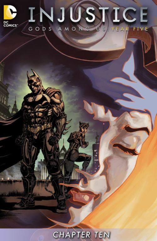 Injustice – Gods Among Us – Year Five #10