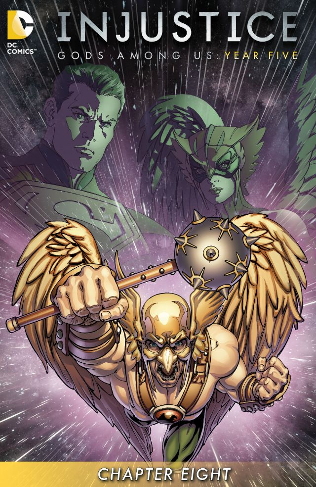Injustice – Gods Among Us – Year Five #8