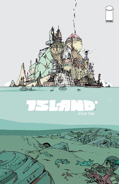Island #1 – 12 (2015-2017)