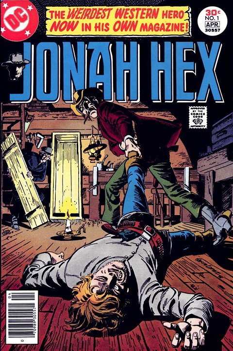 Jonah Hex (Collection) (1977-2011)