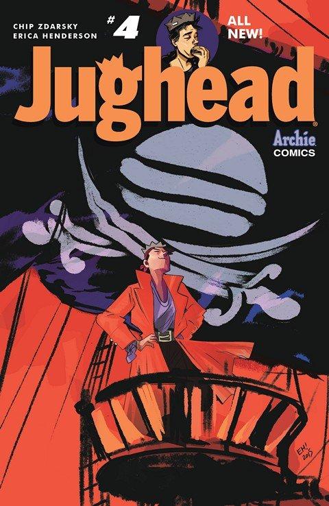 Jughead #1 – 15 (2015-2017)