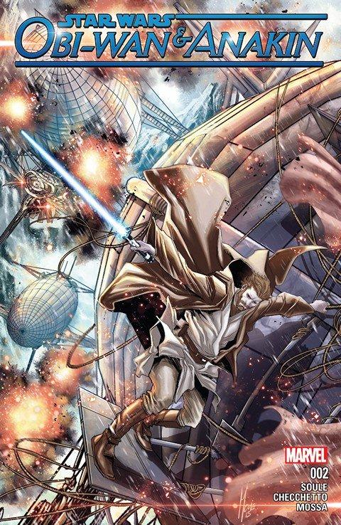 Obi-Wan & Anakin #2