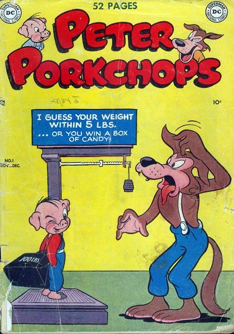 Peter Porkchops #1 – 62