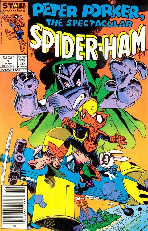 Peter Porker – The Spectacular Spider-Ham #1 – 17