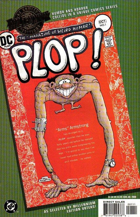 Plop! #1 – 24 + Millenium Edition