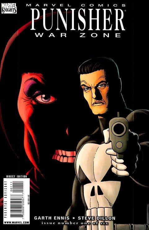 Punisher – War Zone Vol. 2 #1 – 6