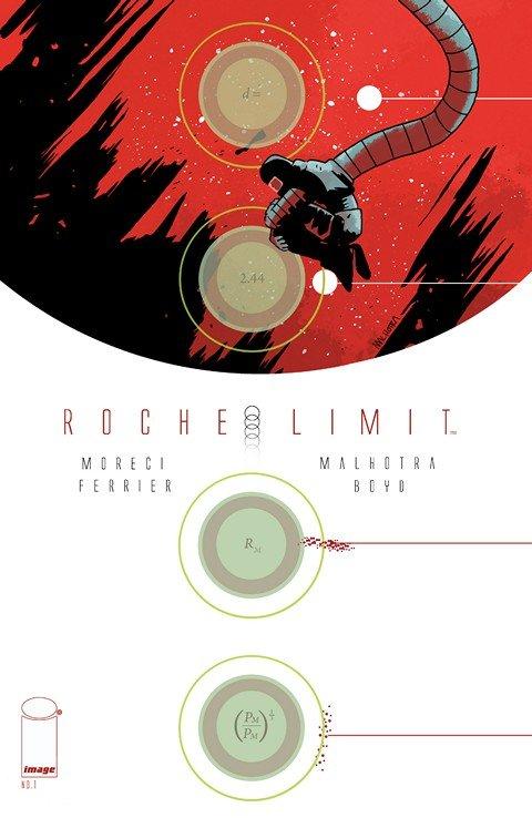 Roche Limit #1 – 5 + TPB Vol. 1