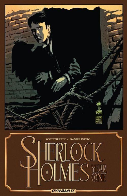 Sherlock Holmes – Year One Vol. 1