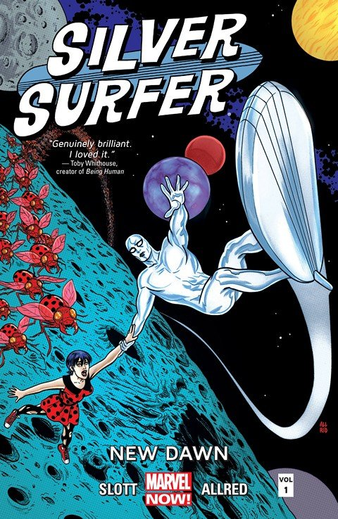 Silver Surfer Vol. 1 – 4 (TPB) (2014-2016)