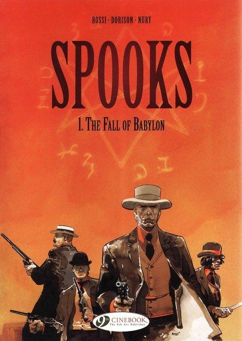 Spooks #1 – 2