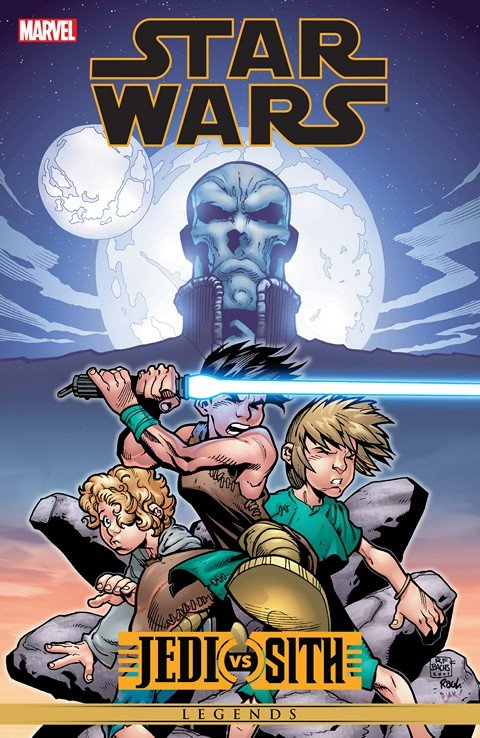 Star Wars – Jedi vs. Sith (Marvel Edition)