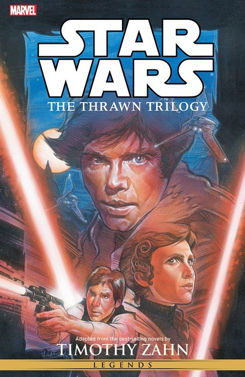 Star Wars – The Thrawn Trilogy (Marvel Edition)