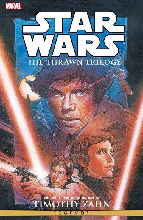 Star Wars – The Thrawn Trilogy (Marvel Edition)