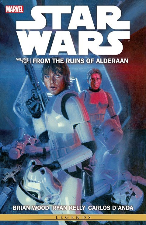 Star Wars Vol. 2 – From the Ruins of Alderaan
